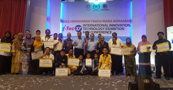 INTERNATIONAL INNOVATION TECHNOLOGY & CONFERENCE 2017 (PROGRAM i-Tec'17)