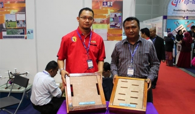 PENGKOMERSIALAN PRODUK INOVASI - PRODUK INTELLIGENT SINK(I-SiNK) DAN FURNITURE IN LIFE